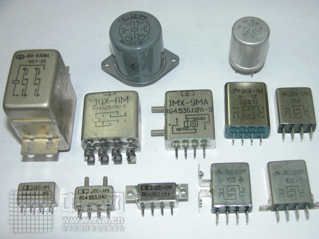 小型直流密封继电器[283]
