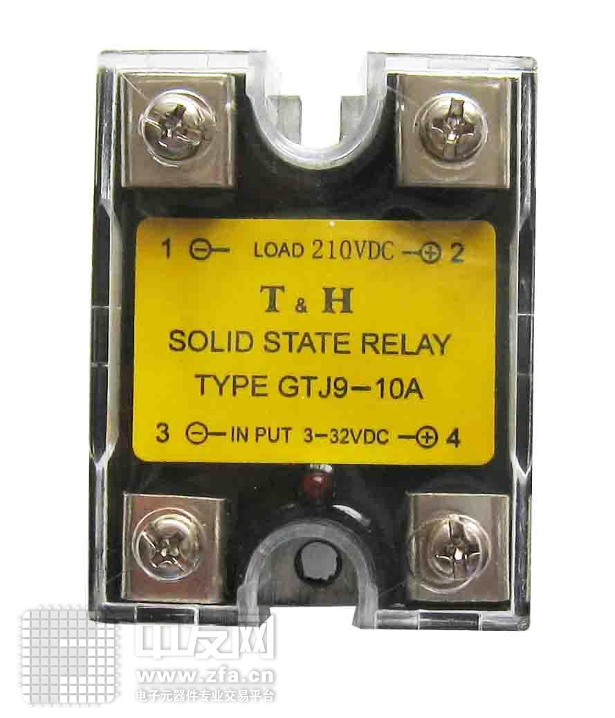 安装式稳压直流固态继电器