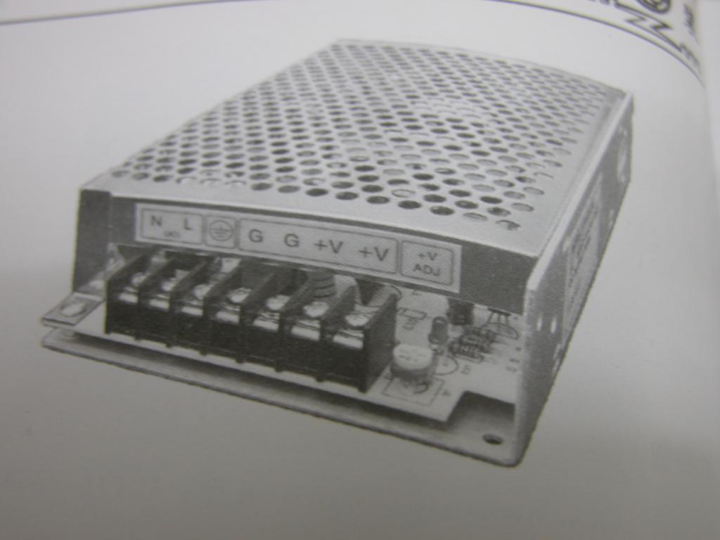开关电源60W两路电源兵装电源 SY100S05