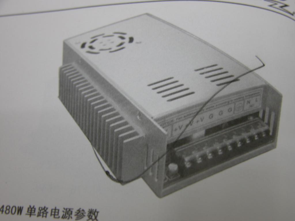 开关电源420W单路电源兵装电源 SY420S15