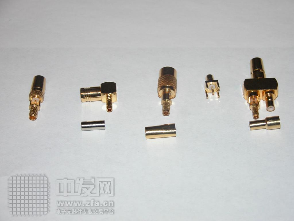 射频同轴连接器[1] SMBKC2