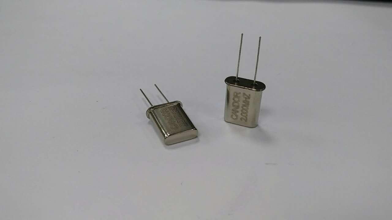 谐振器 2.000MHZ/20PF