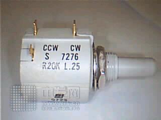 电位器[1] 7276 美国BI