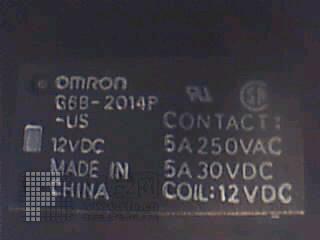 继电器[4] G6B-2014-5V-12V-24V