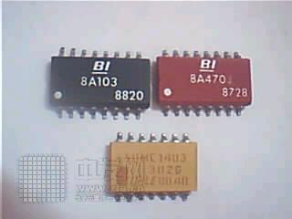 排电阻 网络电阻 898 4116 美国BI