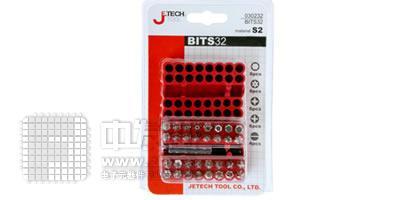 32件组合旋具头 B/TS32