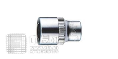 6.3mm系列6角公制套筒1/4DR SK1/44