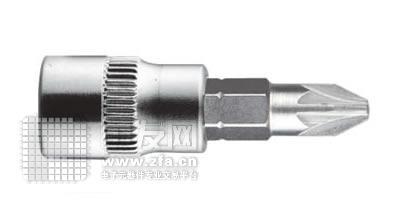 6.3mm系列米字形旋具套筒1/4DR SK1/4PZ1