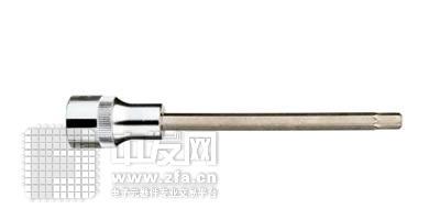 12.5mm系列六角旋具套筒1/2DR SK1/2HX4100