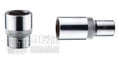 10mm系列6角公制长套筒3/8DR SK3/8D6