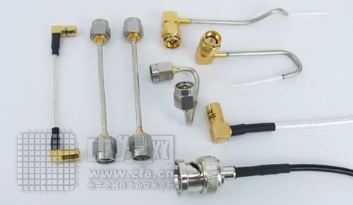射频同轴电缆组件