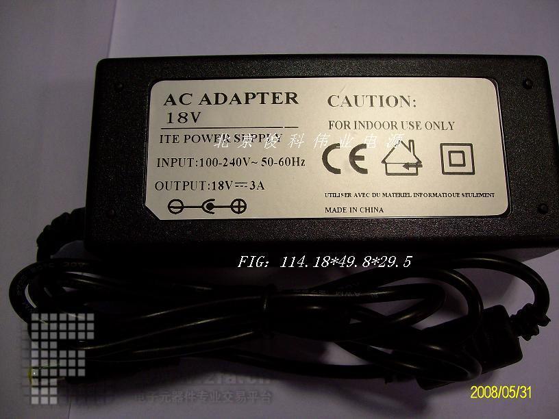 18V3A电源适配器[3] 18V3A