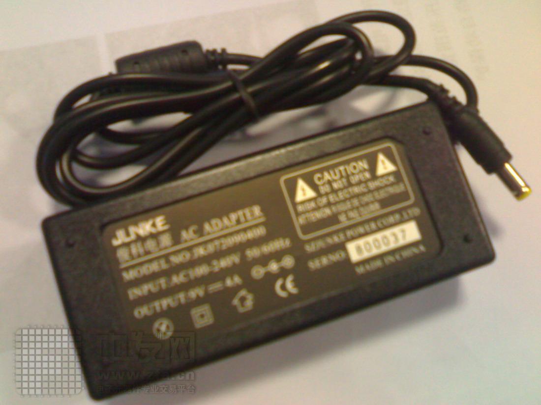 9V4A电源适配器[22] 9V4A