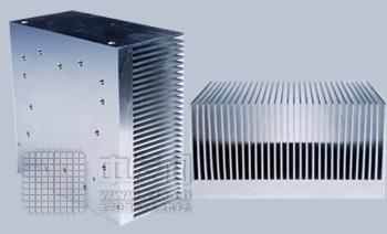 高倍齿片散热器[1] 63DQ127厚