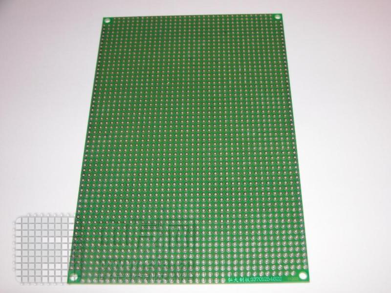 实验板 1015单孔