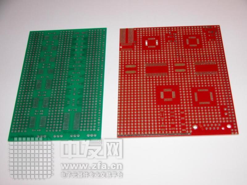 贴片试验板[1] 贴片试验板