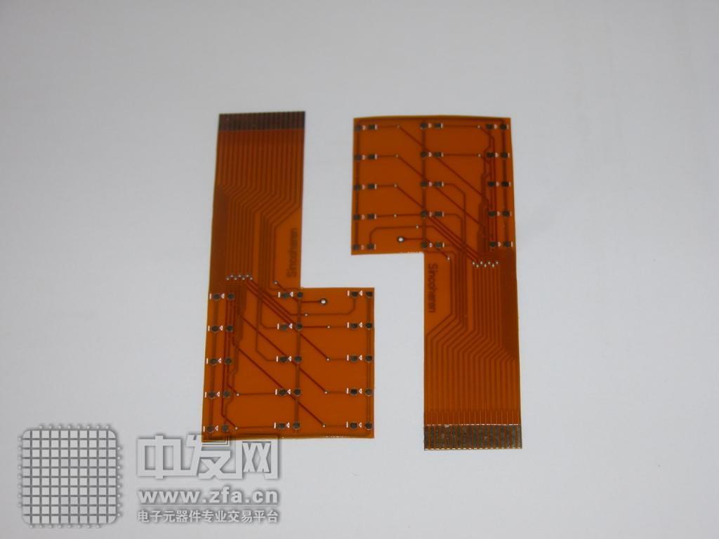 柔性板[1] 加工