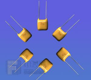 模具封装多层陶瓷电容器 模具封装多层陶瓷电容器