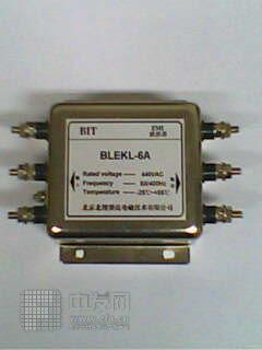 电源滤波器 BLEKL6A