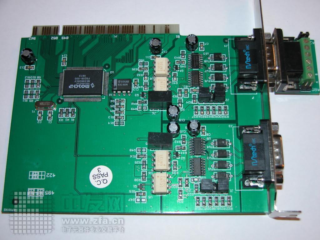 PCI板卡 PCI转485