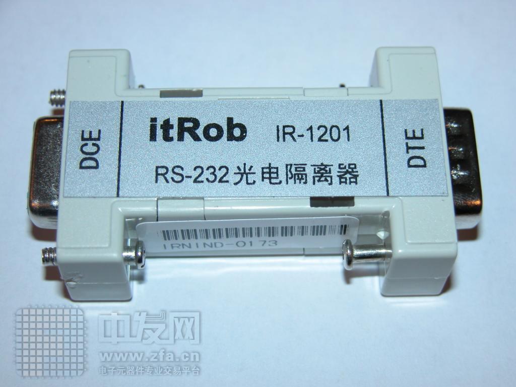 无源RS232光电隔离器[1] IR1201