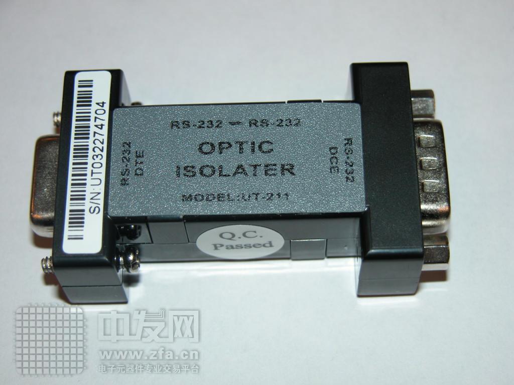 RS232串行口光电隔离器[1] UT211