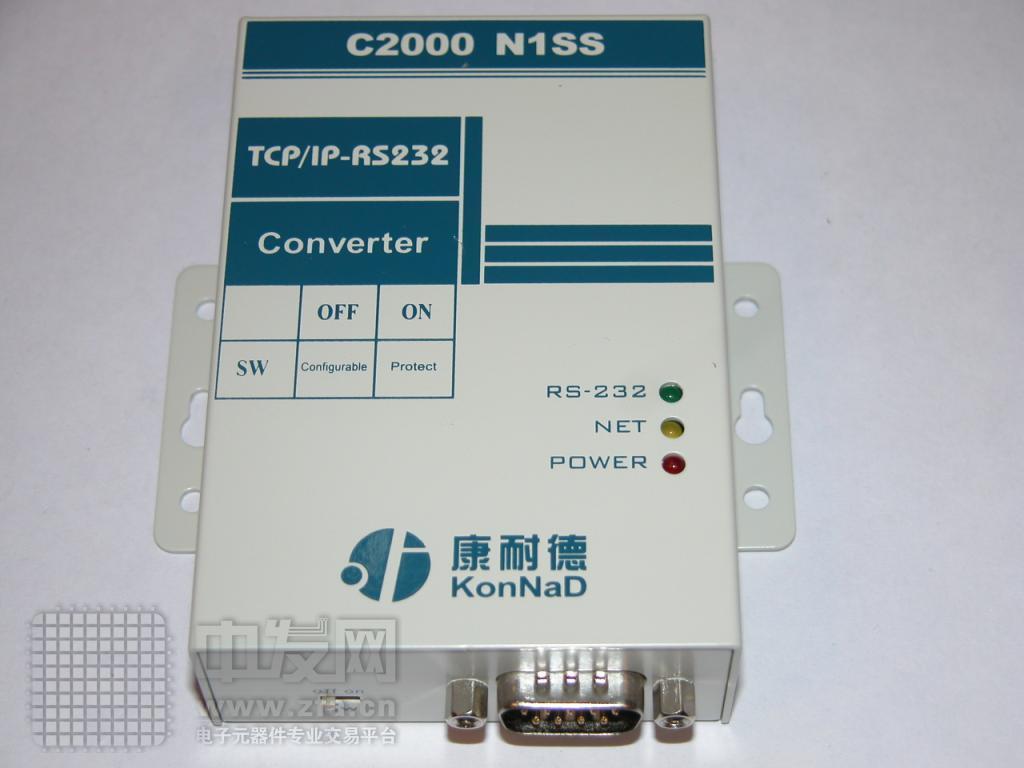 TCP/IP转RS232 N1SS
