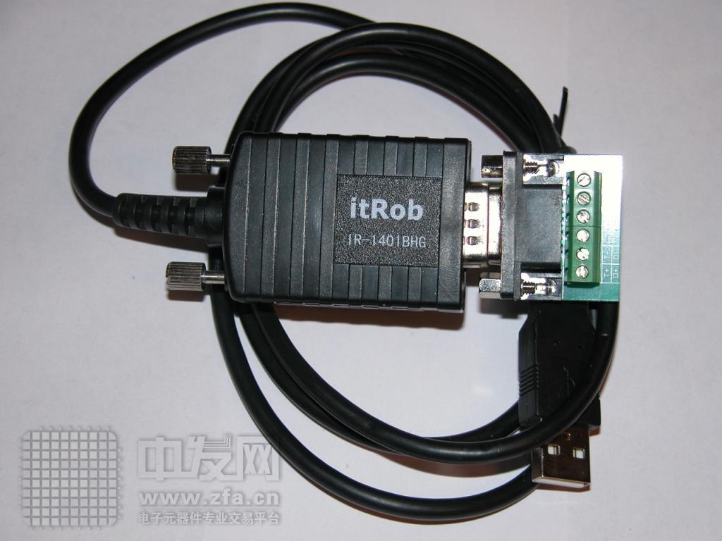 USB转单口RS422/485 IR1401BHG