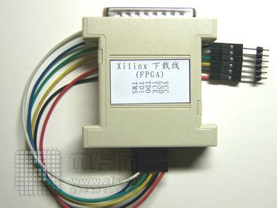 XILINX下载线[1] XILINX下载线