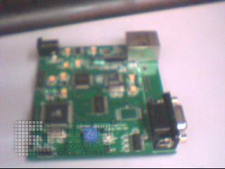 W5100开发板[1] W5100开发板