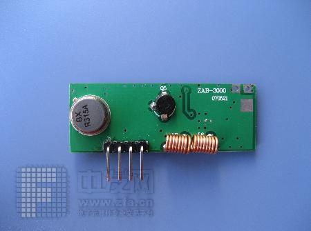 发射模块[11] ZAB3000