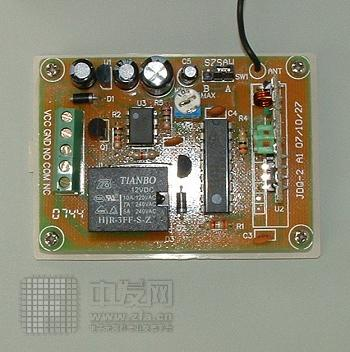 [供应]收发模块 jdq2 声表电子