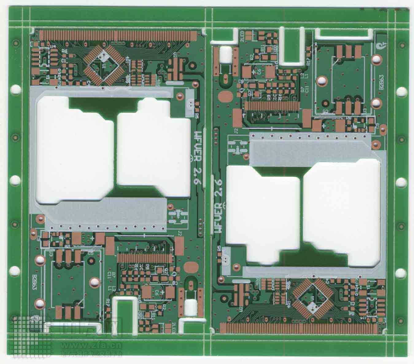 [供应]pcb电路板[4] 无铅电路板 普林