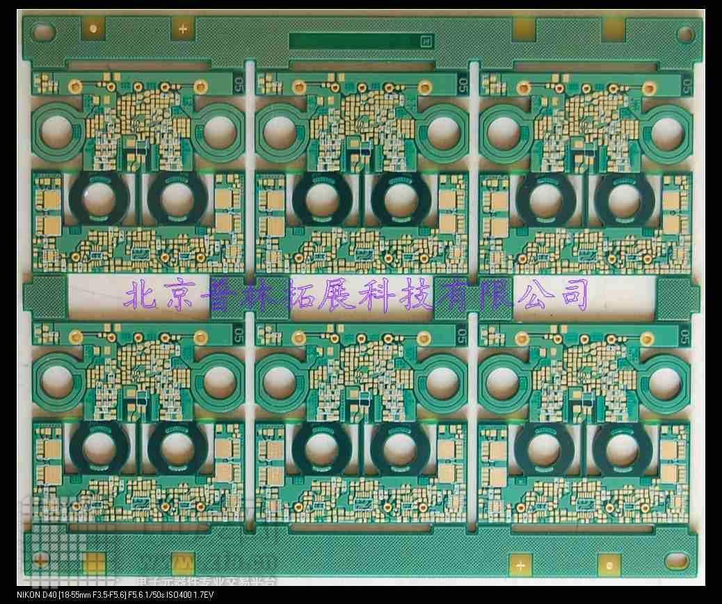 [供应]厚铜电路板pcb[1] 12层电源板 北京普林