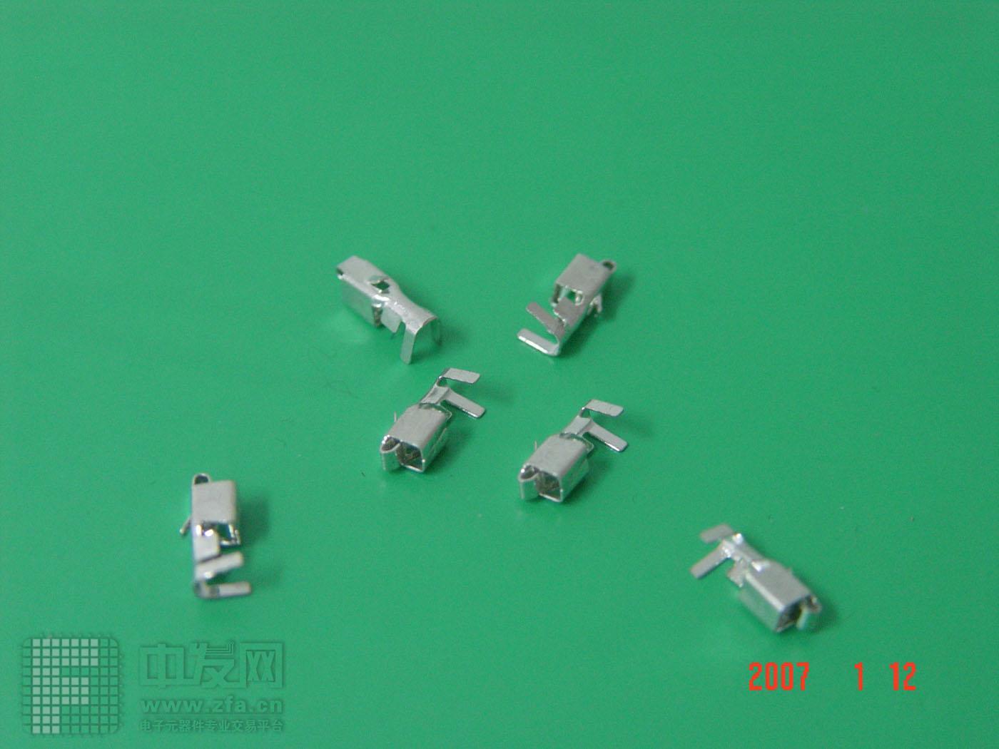 VH3.96连接器端子 3.96mm