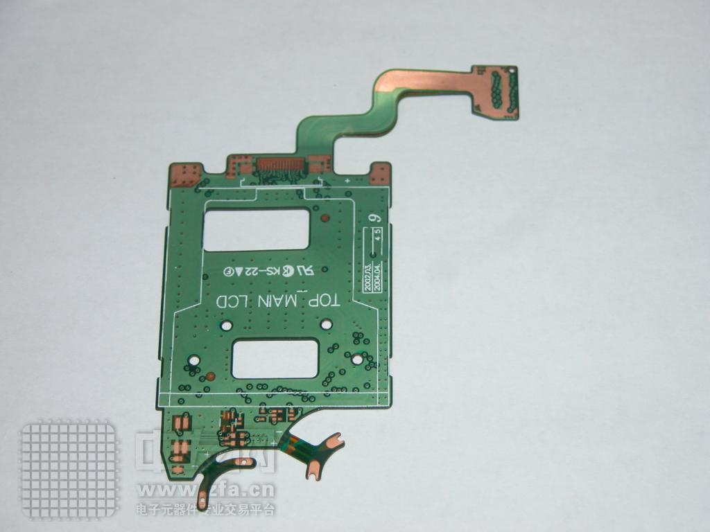 首页 非ic 印刷电路板(pcb) 柔性线路板,fpc > 供应  柔性线路板[1]