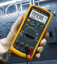 手持式高性能数字万用表 F87V