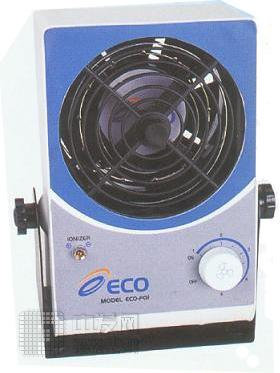 单头台式交流离子风机 ECOF01