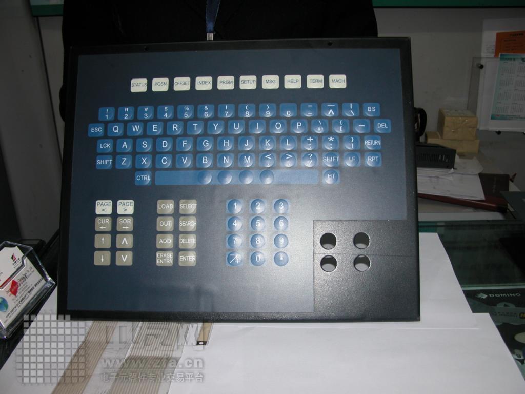 喷码机键盘 Y型按键板