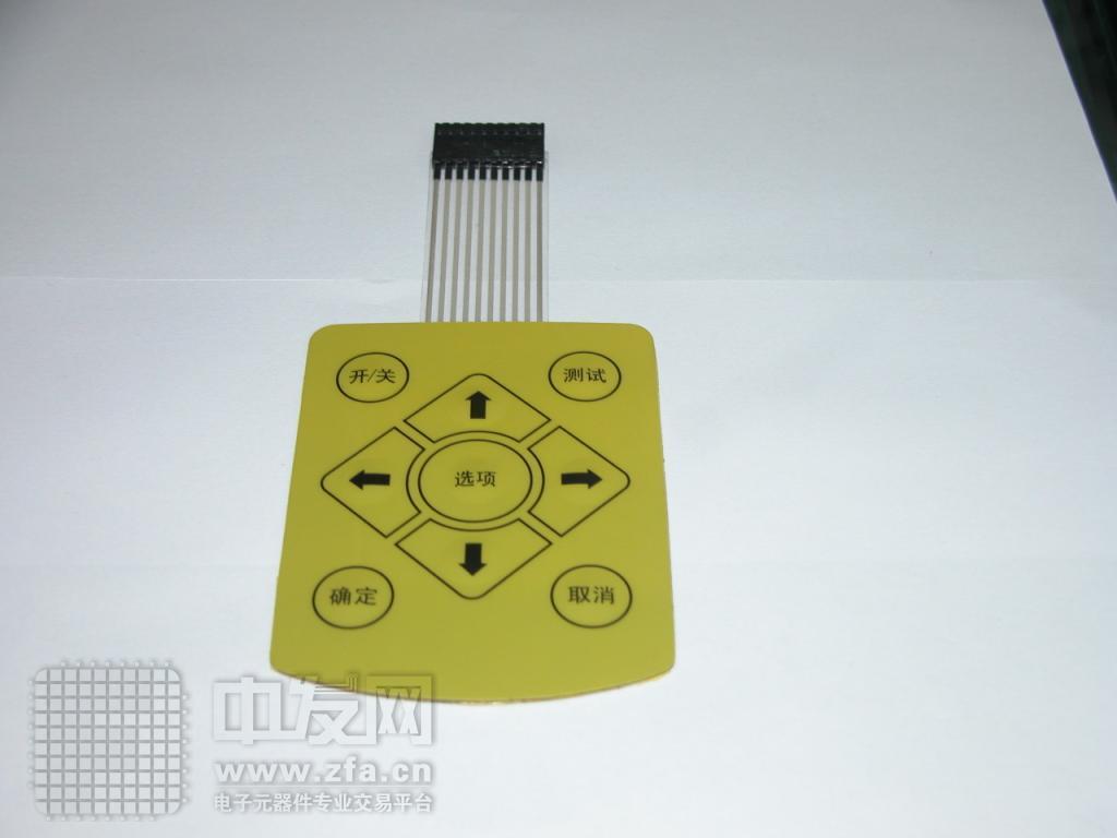 非标准薄膜键盘[2] 非标订做