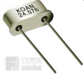 HC49S晶体谐振器 8.000M