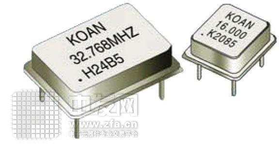 OSC晶体振荡器 10M