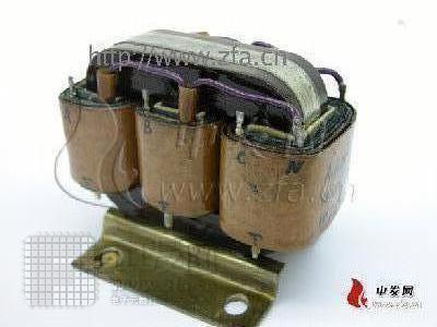 三项电源变压器