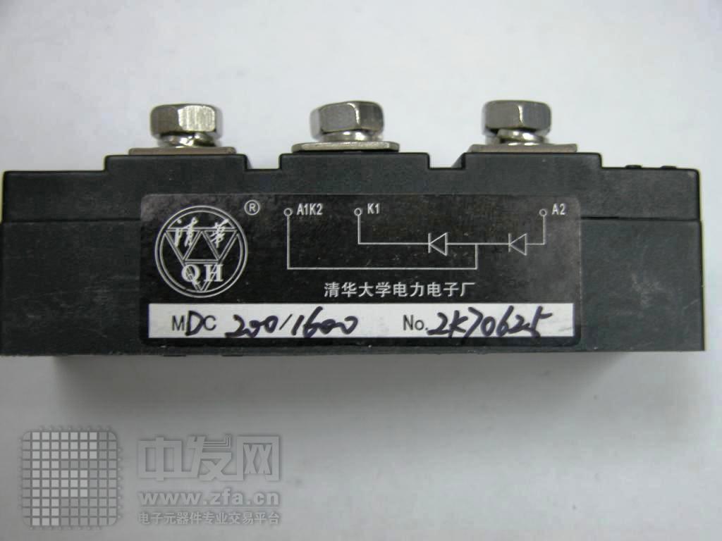 整流管模块 MDC200A1600V 国产