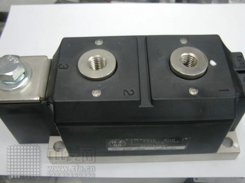 可控硅模块MTC1200A1600V 清华