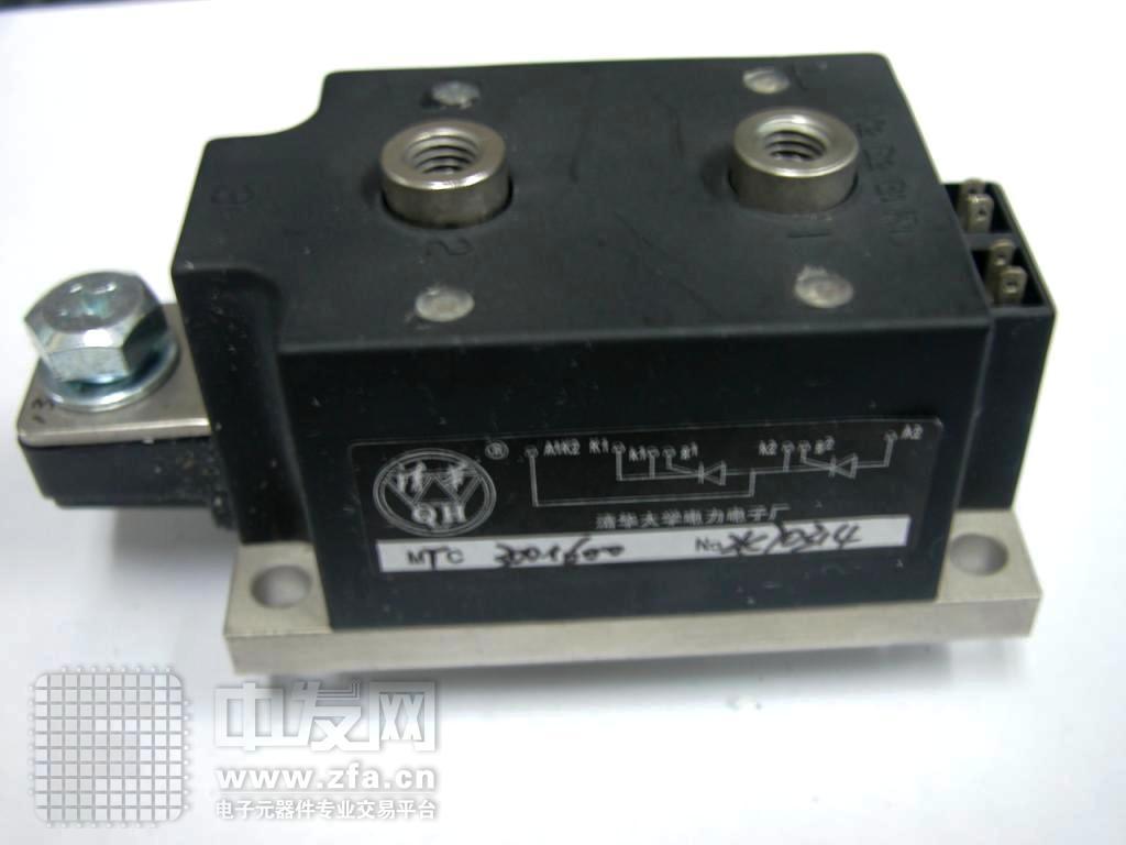 可控硅模块 MTC300A1600V 清华
