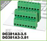 螺钉式PCB接线端子[2] DG381A33.5/3.81