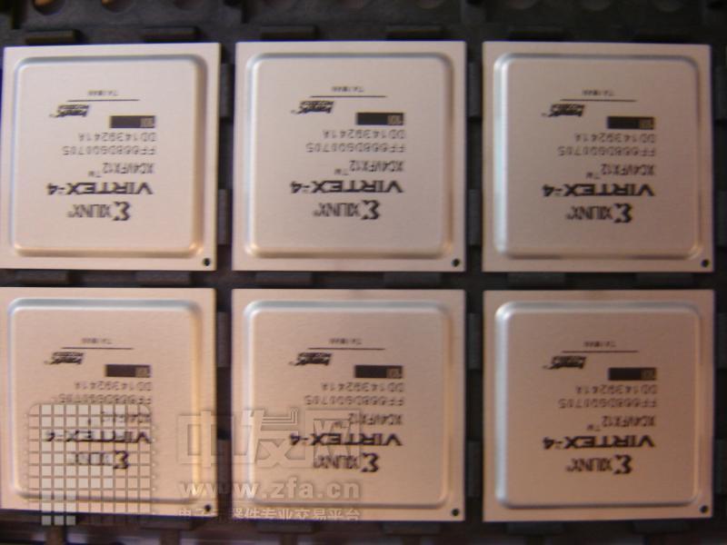 集成电路[1] XC4VFX12