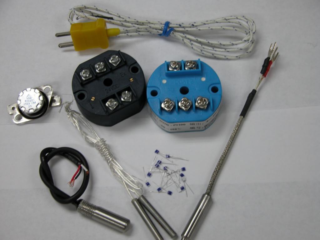 温度传感器[1] 温度传感器